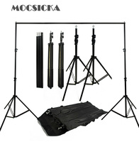 Mocsicka Adjustable Photography Background Support Stand Photo Backdrop for Photo Studio Photocall Photophone