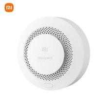 Xiaomi Mi Smoke Sense Guard Carbon Monoxide Fire Alarm Remote Reminder Bluetooth Connect Zigbee Gateway Detector Mi Home New