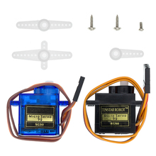 50 Stuks Pro 9G Micro Servo Voor Vliegtuig 6CH Rc Helcopter Kds Esky Align Helicopter SG90