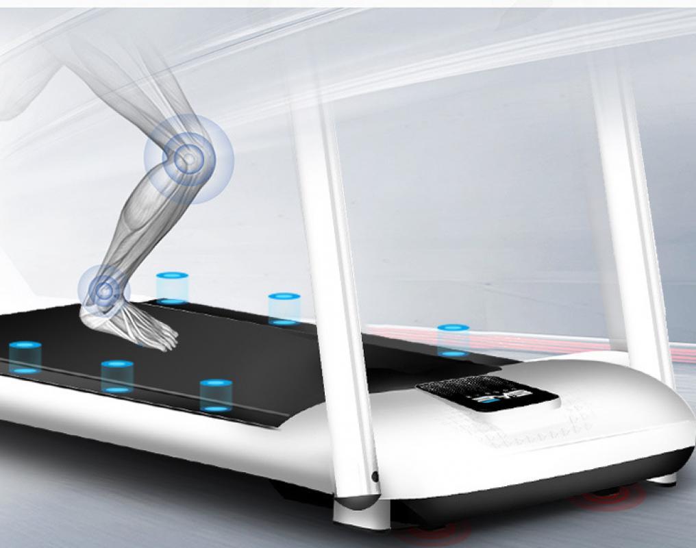 Foldable Multifuncrional Smart Treadmill Size:1100X650X190 mm