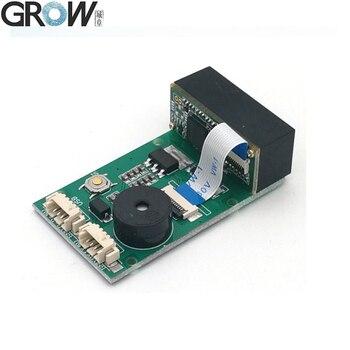 GROW GM67 1D 2D USB UART сканер штрих-кода Qr считыватель модулей для Android