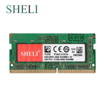 SHELI New Notebooks Memory 4GB 1RX16 PC4-21300S DD