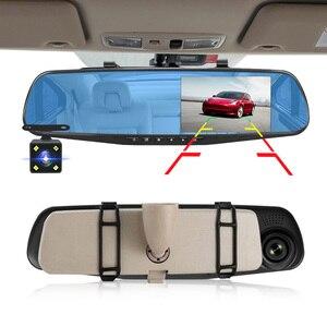 Image 4 - E ACE 4.3นิ้วกล้องDvrรถFull HD 1080Pกล้องอัตโนมัติด้านหลังดูกระจกDVRและกล้องdashcamรถDVRs