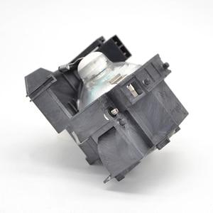 Image 3 - UHE170 מקרן הנורה מנורה עם דיור ELPLP41 V13H010L41 עבור EMP 260 EMP 77 EMP 77C EMP S6 + EMP S6 EMP S5 + EMP S52 S5