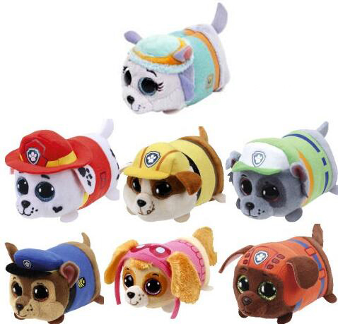 Tiny Paw Patrol Puppy Mini Dog Plush Toys For Children