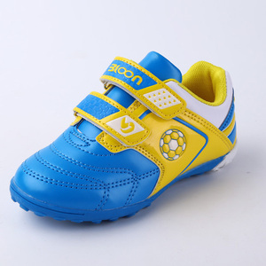 Image 2 - Bloon 少年サッカー靴子供子供のための屋内サッカーシューズスポーツサッカーブーツスニーカーフットボール