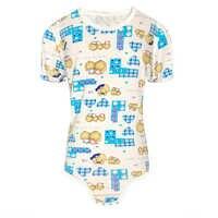 ABDL Luier Minnaar Volwassen Bodysuit Volwassen Baby Sissy ddlg/abdl Kleding Onesie Snap Kruis Romper Pyjama