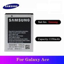 5pcs/lot High Quality EB494358VU Battery For Samsung Galaxy Ace S5830 S5660 S7250D S5670 i569 I579 GT-S6102 S6818 GT-S5839i mallper replacement 3 7v 1200mah li ion battery for samsung galaxy ace s5830 orange