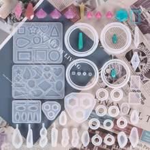 39 шт/компл искусственные бриллианты геометрические необычные