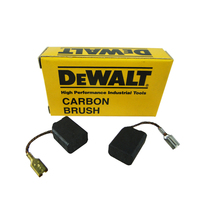 Escova De Carbono Original N035664 1003860 00 para DeWALT 125 DW824 D28132C D28135 D28136 D28137 D28141 DWE28137 tamanho: 6.3*10*14mm|Acessórios para ferramenta elétrica|   -
