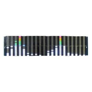 Image 1 - Analyseur daffichage de spectre de musique de LED coloré 20 Segments 10 niveaux amplificateur de PC MP3 indicateur de niveau Audio musique