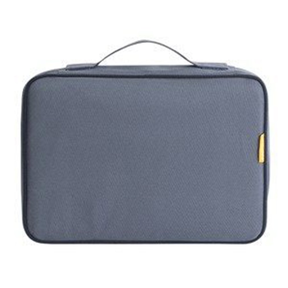 Storage Bag Family Home Large Capacity Box Multi-Function Box Passport Passbook Important Document Bag