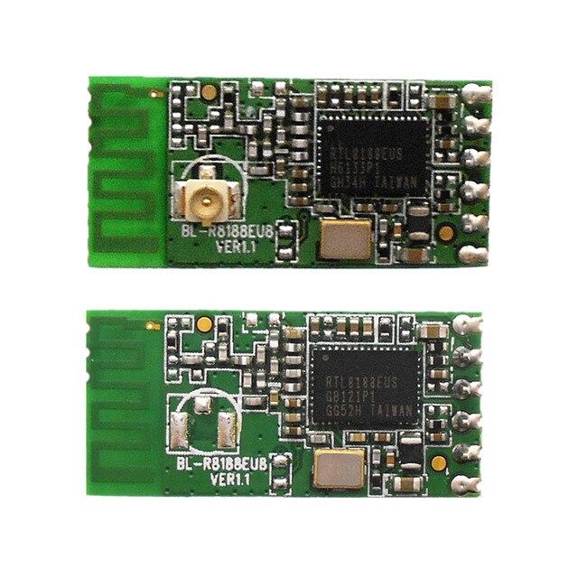BL R8188EU8 RTL8188EUS con antenna IPEX antenna sedile wifi modulo wireless