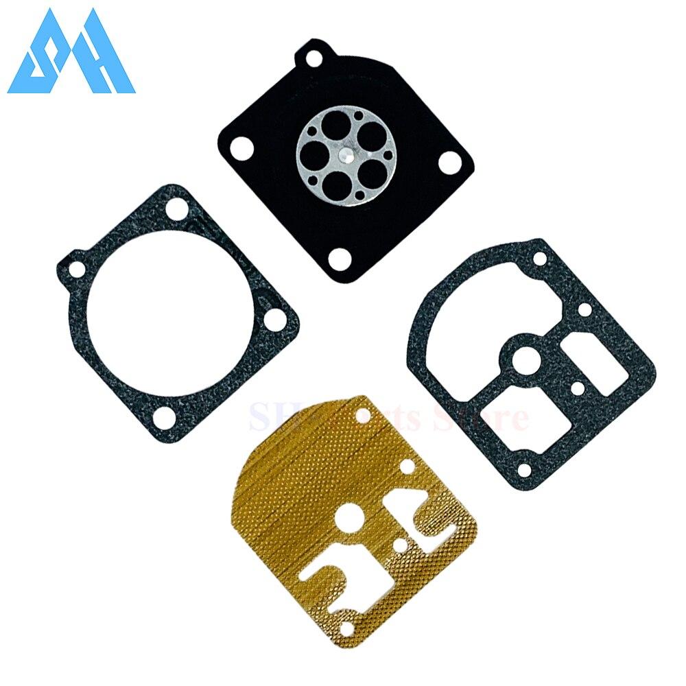 Купить карбюратор прокладка ремонтный комплект запасные части для бензопилы