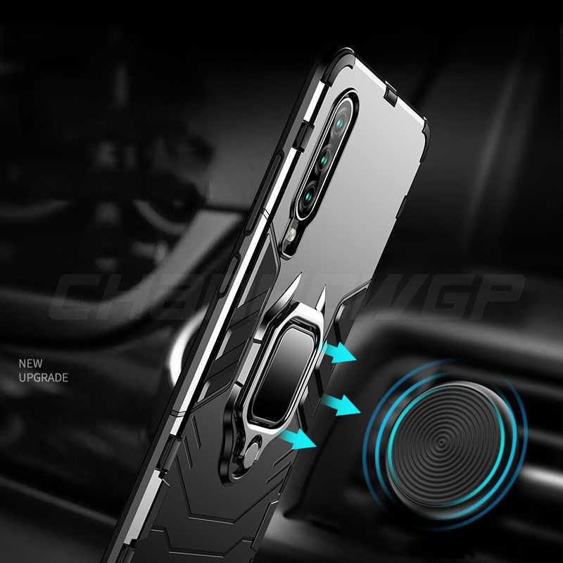 Hard PC กรณีกันกระแทกสำหรับ Xiao mi mi 9T A3 A2 Lite A1 F1 8 9 ปกสำหรับสีแดง mi K20 7A 5 Plus หมายเหตุ 7 6 5 4x Global Pro