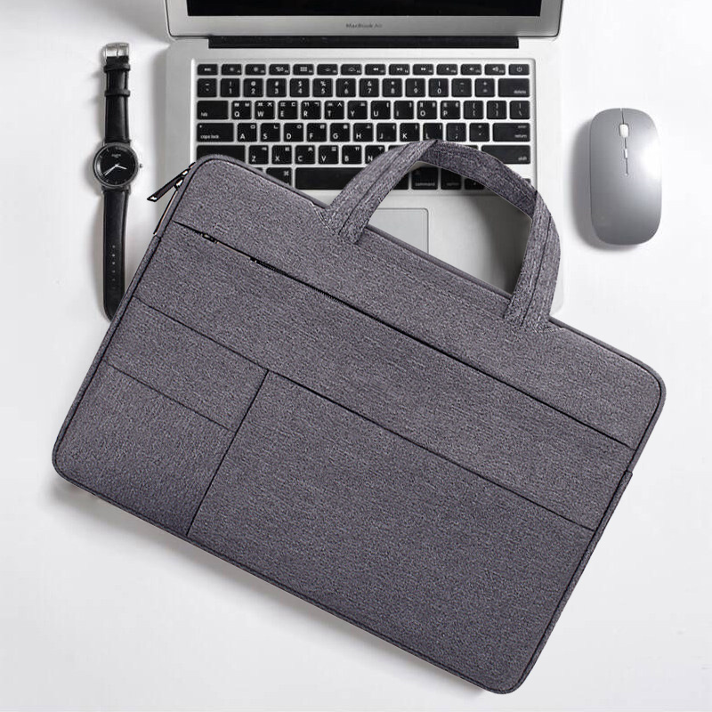 Laptop Bag 15.6 Inch Laptop Sleeve Case For Macbook Air 13 Laptop Sleeve 11 12 13 14 15 15.6  Inch Men Laptop Shoulder Bag  New