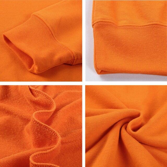 icebear 2020 New Casual Long Sleeve Round Neck Sweatshirt Pullover Men/Women Neutral style 029 10
