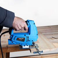 Multifunctional Electric Saws Woodworking Home Manual Jig Saw Motor Tool serra circular with 2pcs Saw Blades 220V 710W