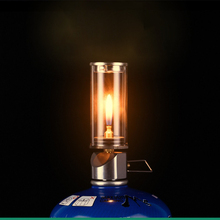 BRS-55 Outdoor Camping Lamp Lights Night Camping Gas Lamp Lantern Tent Lights Portable Fishing Hiking Lights Camping Equipment cheap XC LOHAS CN(Origin) Included Outdoor Camping Gas Night Tent Lamp Propane No wind shield Solid Seasoning Aluminum Alloy One-Piece