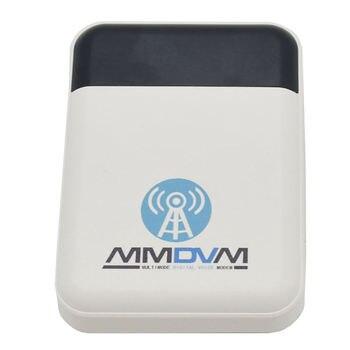 Uhf/Vhf + Wifi Digital Hotsopt Mmdvm Support Dmr P25 Ysf Qso Inside Rechargeble Battery