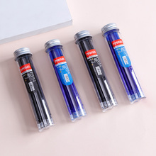 12 pcs Magic Erasable Gel Pen Refill 0.5mm Blue Black Ink Office School Stationery Writing Tool 13cm Length Fit For Almost Pen цена 2017