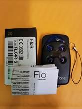 Compatível garagem/portão remoto flor-s FLO1-RS FLO2-RS FLO4-RS flo2r-s flo4r-s flor flores flo era inti código de rolamento 433.92mhz