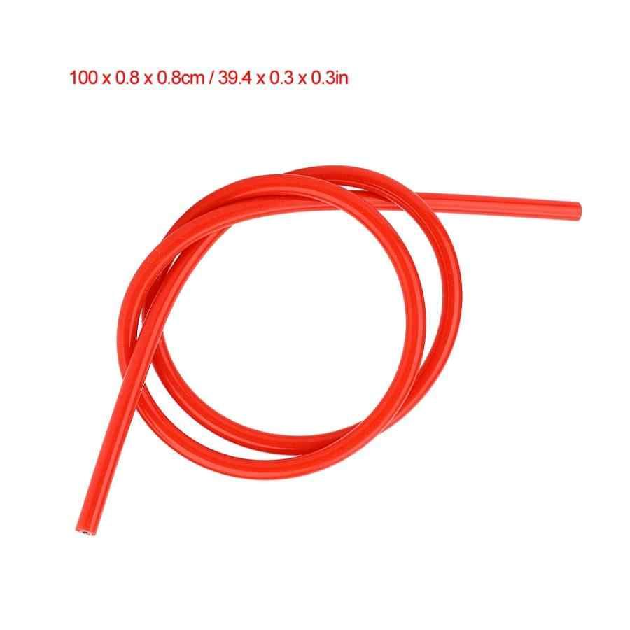 8mm Silicone étincelle câble d'allumage fil voiture Auto accessoire remplacements partie voiture allumage câble nouveautés connecteur harnais