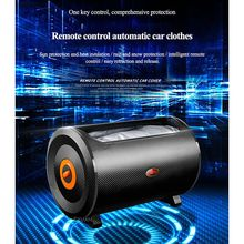 Automatic car cover / car protective cover / automatic remote control smart / sun protection and heat insulation / rain cover