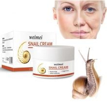 50ml Anti-Aging Facial Treatment Lifting Firming Whitening Cream Natural Skin Care Snail Cream