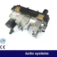 G 219 G219 turbo electronic actuator 712120 6NW009420 turbine wastegate 757608 for Mercedes C Klasse 320 CDI (W203) 165 Kw