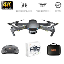 2020 NEW GD89Pro Drone with 4K HD Aerial Video Camera 1080P RC GD89 Pro RC Helicopter FPV Quadrocopter Drone Foldable toy PK E58