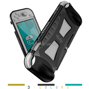 Image 2 - New for Nintend Switch Lite Soft Protection TPU Shell Case Cover for Nintendoswitch Lite Grip Holder Case