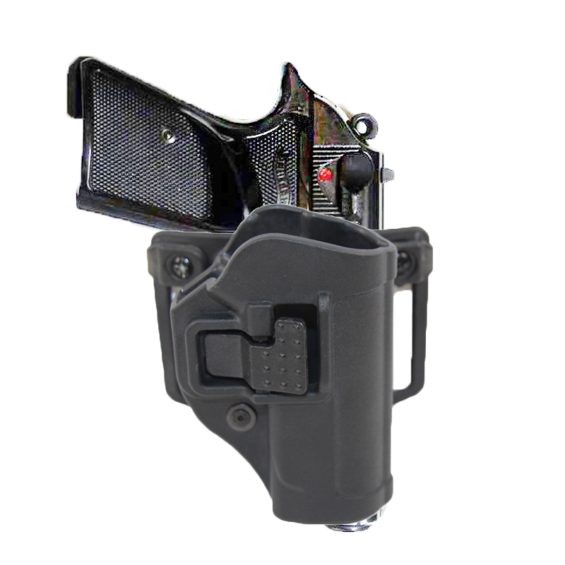 Tactical Gun Holster for Walther PPK 2238 PPKS IPSC Airsoft Pistol Case Waist Loop Belt Holster Paintball Shooting Hunting Pouch