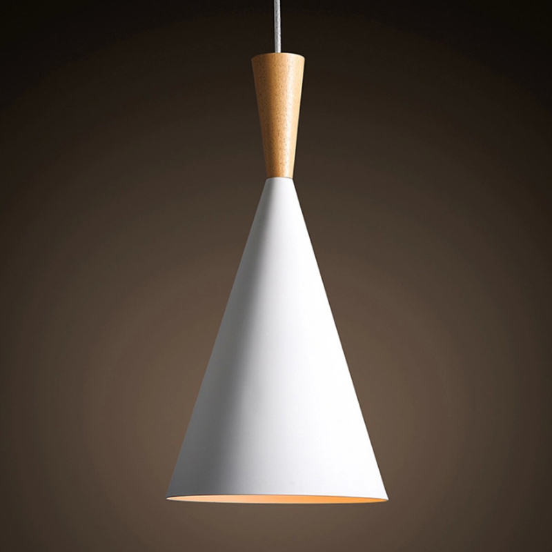 Luzes de teto modernas restaurante sala jantar