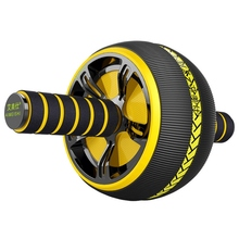 Fitness Roller Home Abs Exercise Device Core Workout House Wheel Training Abdominal Muscle Body Building