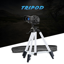 цена на BAODEI Mobile Tripe Camera Holder Stand Tripode Mobile Dslr Tripod Professional Tripe Celular For Smartphone Xiaomi Phone Iphone