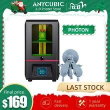 ANYCUBIC Photon SLA 3D Máy In Plus Kích Thước 2K Màn Hình Cảm Ứng Nhanh Lát Cắt LCD Nhựa Chống UV Máy In Stampante 3d Impresora 3d Impressora