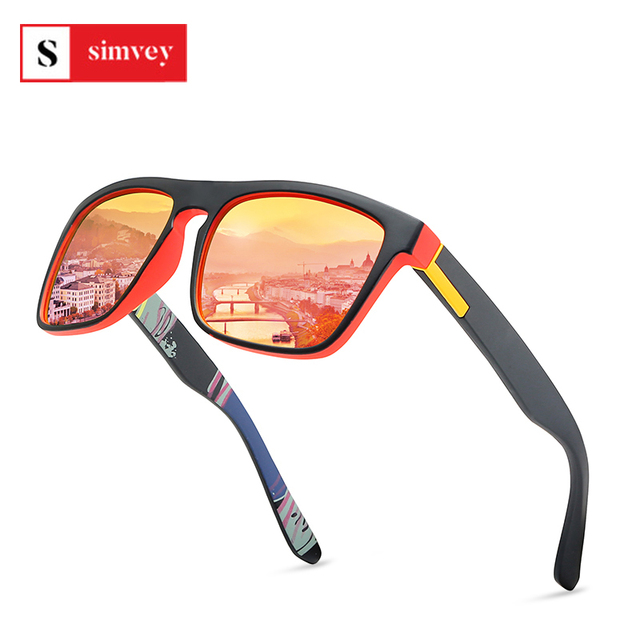 2020 Best Polarized Fishing Sunglasses for Men Designer Fashion Flat Top Golf Floating Sunglasses UV400 Protection 1