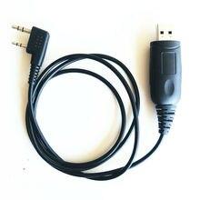 USB programlama kablosu QYT KT 8R Quad band walkie talkie