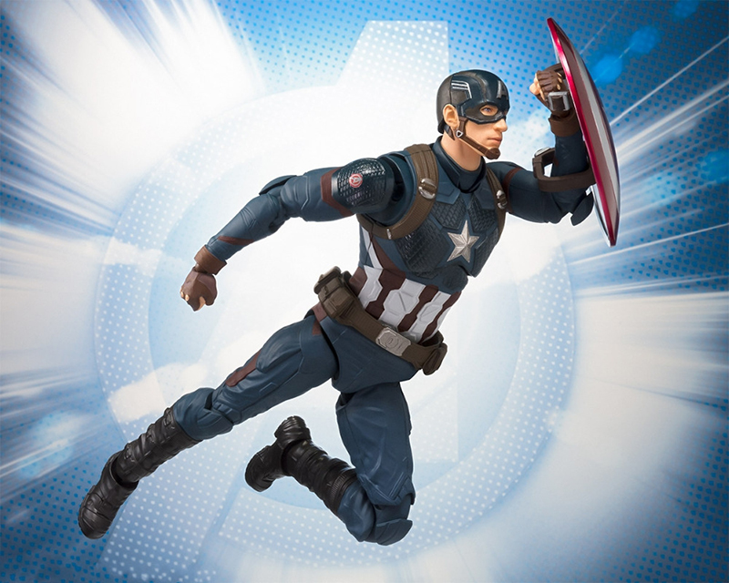 Action Brinquedo Avengers American 4