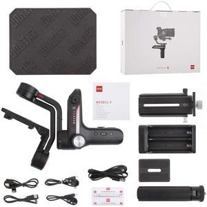 Image 5 - Zhiyun Weebill S, laboratuvar 3 eksenli Gimbal sabitleyici aynasız ve DSLR kameralar gibi Sony A7M3 Nikon D850 Z7, 300% geliştirilmiş Motor