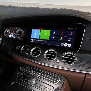 Image 5 - Auto Digitale Instrumentl Audio Stereo Voor Mercedes Benz Mb E Klasse W213 S213 2016 ~ 2020 Dubbele 10.25 Inch Originele stijl Dashboard
