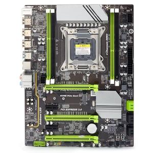 Image 2 - Atermiter x79 turbo placa mãe lga2011 atx combos e5 2690 cpu 4 pçs x 4gb = 16gb ddr3 ram 1600mhz pc3 12800r pci e nvme m.2 ssd