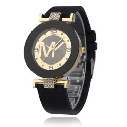 2019 New Ladies Fashion Casual Quartz Watch Women Crystal Silicone Digital Watch Chasy Zhenskiye Cheap Hot Sale Watches часы