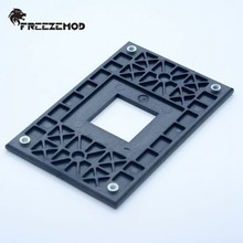 Placa base para ordenador FREEZEMOD AM4, placa base de plástico enfriador de agua, plataforma AM4. AM402(China)