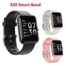 S20 Смарт часы Водонепроницаемый bluetooth спортивный браслет