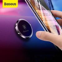 Baseus-soporte magnético para teléfono móvil, accesorio Universal para iPhone Xs Samsung S10 Xiaomi MI 9