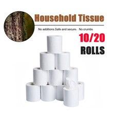 1 Roll White Toilet…