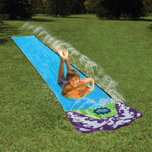 Water Slides PVC Inflatable Lawn Water Slides Pools Kids Backyard Outdoor Water Games Toys for Children Giftts oboggan aquatique