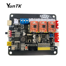 GRBL CNC  Control Board 3 Axis 4.0, Stepper Motor 300W Spindle Connection USB Controller Board for CNC Laser Engraving